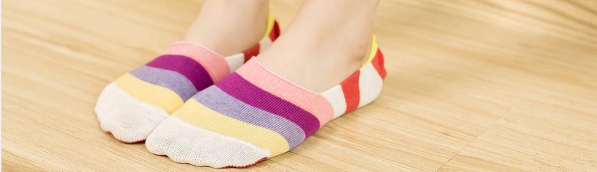 Füsslinge sind eine besondere Art der Socken